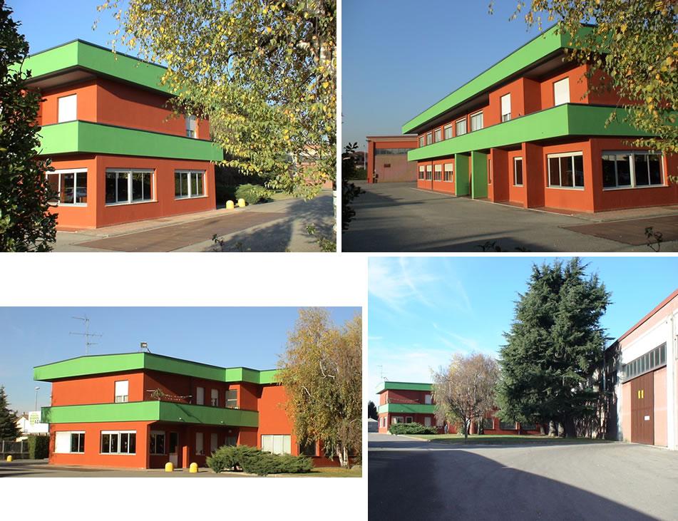 AZA's factory